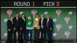 Dallas valitsi NHL-draftissa Miro Heiskasen.
