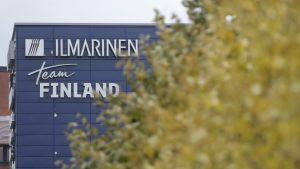 Eläkevakuutusyhtiö Ilmarisen pääkonttori Helsingissä 21. lokakuuta 2016.