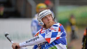 Vimpelin Vedon Janne Mäkelä