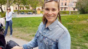 Klara Tengstrand.