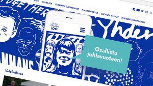 Suomi 100.