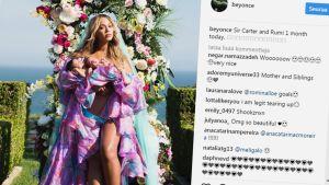 Beyonce ja vauvat