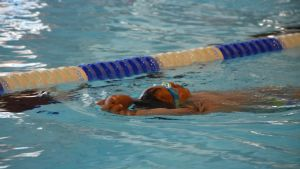 Alkeisselkä on yksi ensimmäisistä tekniikoista, joita uimakoulussa opetellaan.