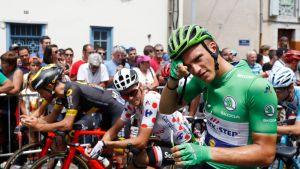 Marcel Kittel 13. etapin lähdössä.