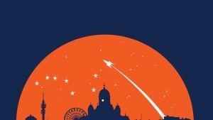 WorldCon75, MaailmanCon, tieteis- ja fantasiakirjallisuustapaaminen, sci-fi, fantasia, kirjallisuus
