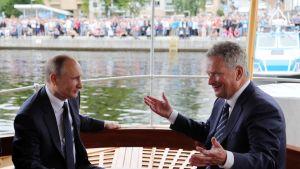 Putin ja Niinistö