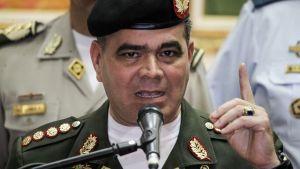 Venezuelan puolustusministeri Vladimir Padrino Caracasissa heinäkuussa 2017.