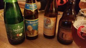 Ulkomaisia oluita olutta olut oluet alkoholi olutpulloja olutpullot
