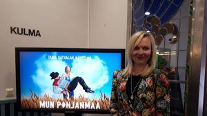 Taina Latvalan Mun Pohjanmaa on yksi Vaasan kaupunginteatterin näytäntökauden 2017-2018 teoksista.