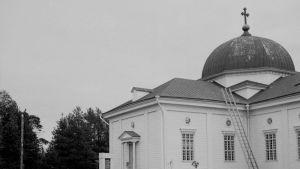 Kuusamon vanha kirkko