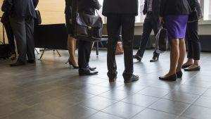 HOK-Elanto Kärjäoikeuden valmisteleva istunto