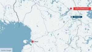 Käylänkoski, Kuusamo