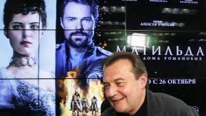 Aleksei Utšitel, Matilda -elokuvan ohjaaja.