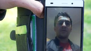 Afgaaniperheen isä toimi taksinkuljettajana Gaznyssa.