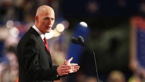 Floridan kuvernööri Rick Scott.