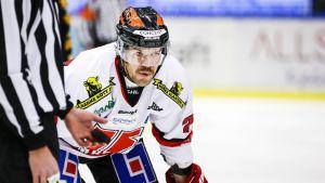 Viime kaudella Siim Liivik edusti Örebro HK:ta Ruotsin pääsarjassa