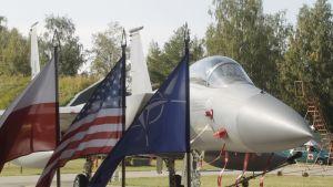 Yhdysvaltain ilmavoimien hävittäjä F-15C
