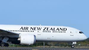 Kerosiinin toimitus on takerrellut Aucklandin lentoasemalla Uudessa-Seelannissa.