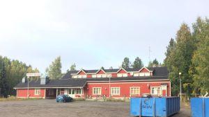Hotelli Viihdekartano Kuopiossa.