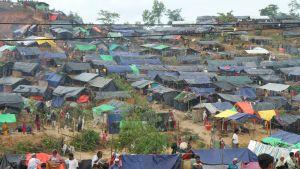 Rohingya-pakolaisten tulevaisuudesta ei ole tietoa. Avustusjärjestöt ovat varoittaneet sairauksista, kun pakolaisten itse kyhäämiltä leireiltä puuttuu hygienia ja puhdas vesi.