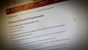Seurakuntailmoitus Tuiran ja Oulujoen seurakunnasta