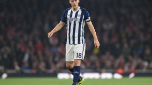 Gareth Barry, West Bromwich