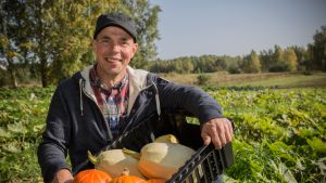 Perhon Liiketalousopiston lehtorin Jarmo Åken mielestä maaseudun voi tuoda kaupunkiin.