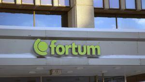 Fortumin logo.