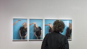 Elina Brotherus näyttely, Carte Blanche PMU 2017.