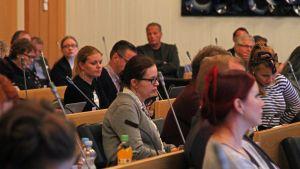 Tampereen valtuuston kokous