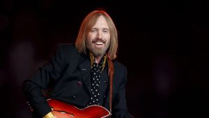 Amerikkalainen rockmuusikko Tom Petty