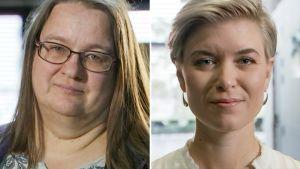 Susanna Koski ja Anna-Maija Tikkanen