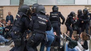 Katalonian kansanäänestys