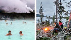 Suomi Islanti Matkailu
