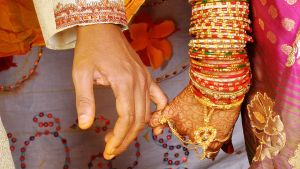 Hindu pariskunta