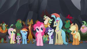 My lilttle pony elokuva