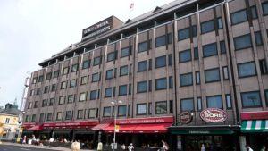 Hamburger Börs - hotelli Turussa