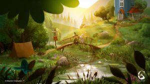 Muumilaakso-animaatiosarja 2018