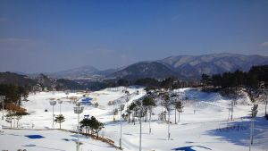 Pyeongchangin hiihtokeskus