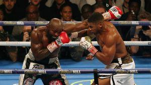 Carlos Takam vastaan Anthony Joshua.