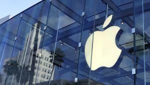 Apple Store -rakennus Santa Monicassa, Kaliforniassa.