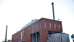 Vebicin tilat sijaitsevat Vaasan yliopiston välittömässä läheisyydessä