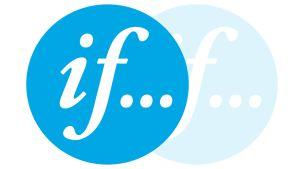iF vakuutusyhtiön Logo.