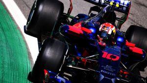 Toro Rosso, Pierre Gasly