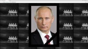 Osa Venäjällä estetyistä nettisivuista sisältää poliittisesti kriittistä materiaalia.