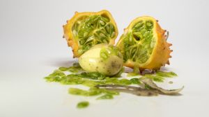 Sarvimeloni ja peruna
