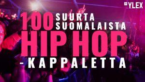 Äänestä omat hip hop -suosikkisi kärkeen!