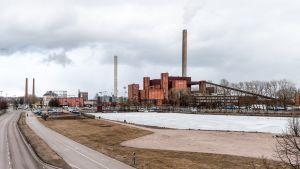 Hanasaari voimalaitos hiilivoimala