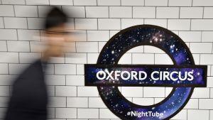 Oxford Circus metroasema
