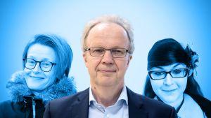 Suomi 100 -kolumnisarja, vuorossa Unto Hämäläinen.